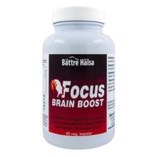 Bättre fokus med FOCUS Brain Boost