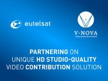 Unikalna jakość dosyłu wideo od Eutelsat i V-Nova