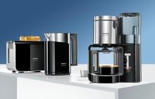 För den optimala starten på dagen – Siemens lanserar nytt designat frukostset