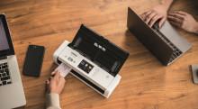 Un duo de scanners compacts mais puissants répond aux besoins de numérisation des entreprises modernes