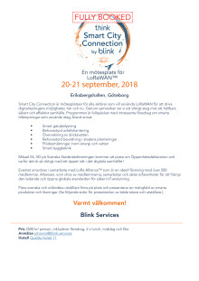 Smart City Connection 20-21 september
