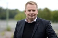 Joakim Elveroth ny distriktsdirektör för Stockholm City