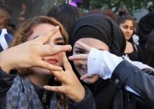 Ungdomarna fixade festivalen Gäcda