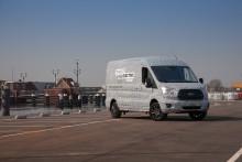 Ford präsentiert digital vernetzte Dienstleistungen und Services für sein elektrifiziertes Nutzfahrzeug-Angebot