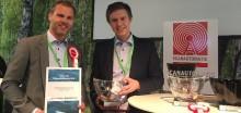 XMReality vann juryns pris på årets Scanautomatic mässa.