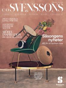 Svenssons i Lammhult nominerat till Svenska Designpriset 2016
