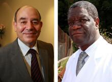 Grattis Raji Sourani och Denis Mukwege till det Alternativa Nobelpriset!