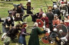 Vikingerne indtager Trelleborg!