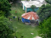 SOS-nödhjälpsteam på plats på Haiti