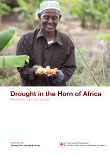 Rapport: Torkan på Afrikas Horn – att förhindra nästa katastrof