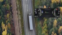 Scania Aufmerksamkeitsassistent senkt Unfallrisiko