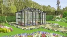 Nytt orangeri från Hartley Botanic