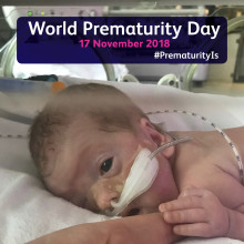 World Prematurity Day 2018