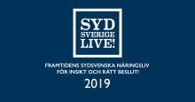 Den 28 november släpps årets rapport om södra Sveriges näringsliv – Sydsverige Live!