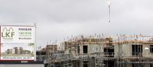 LKF bygger 1 000 nya bostäder i Lund