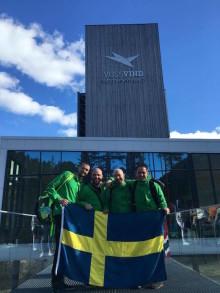 Guld i nordiska mästerskapen i indoor skydiving