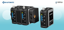 Kompakt vakuumejektor med enkel installation