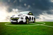 Opel officiell bilpartner till Gothia Cup