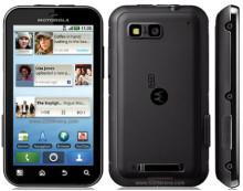 Motorola DEFY nu hos 3 -  Världens första stryktåliga smartphone