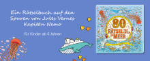 80 Rätsel tief unten im Meer - eine fantastische Reise auf den Grund des Ozeans