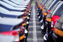 Begagnatförsäljningen ökar hos bilhandeln!