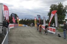 Mohr, Staune-Mittet, Lorvik og Staune-Mittet vant NC 4 Landevei, Tour Te Fjells.