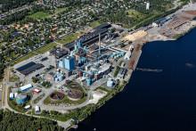 Schneider Electric säkrar SCA:s kraftlinerproduktion med svensktillverkade mellanspänningsställverk