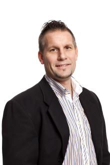 Jonas Andersson anställs som Key Account Manager