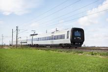 Fler tåg sätts in över Öresundsbron