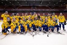 Blå spelare klar för landskampen Sverige – Tjeckien