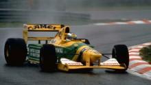 Ford Időutazás: Schumacher legelső F1-győzelme