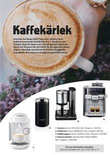 Kaffekärlek