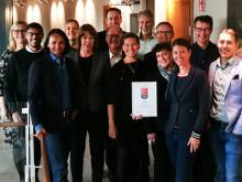 För tredje året i rad är Wihlborgs certifierat som ett Great Place to Work