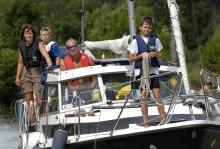 Bra start på Göta kanalsäsongen