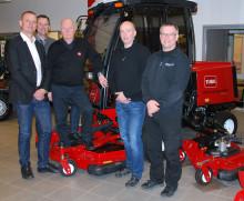 Sundahls Maskinaffär AB blir ny återförsäljare för Hako Ground & Garden AB:s grönyteprogram i Växjöområdet.
