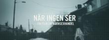 Pressvisning av När ingen ser – en dokumentärfilm om den globala barnsexhandeln