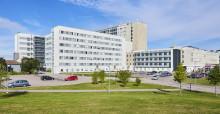 Styrning och övervakning av brandsystem för Västeråssjukhus.