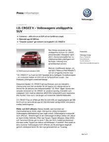 Info I.D. CROZZ II