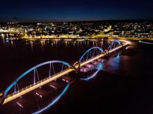 Sölvesborgsbron fyller 5 år - firas med Brofest!
