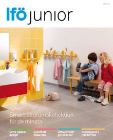 Ifö Junior - badrum för barn