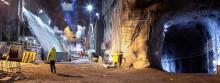 Nödbelysning från Malux i Sveriges största biokraftvärmeverk