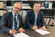 Leica Camera and Huawei Establish New R&D Center