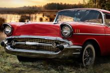 Big Easy Motors—koska me rakastamme autoja!