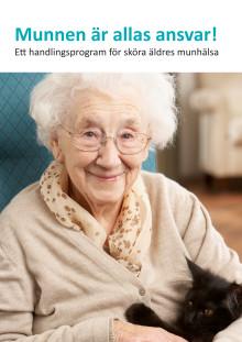 Munnen är allas ansvar! Handlingsprogram för sköra äldres munhälsa