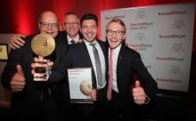 ACO gewinnt BaustoffMarkt-Oskar 2019