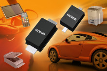 ROHM's New High Voltage Zener Diode Lineup ---Superior surge resistance ideal for automotive ECUs