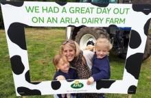 Arla farmer owners open their gates for Open Farm Sunday