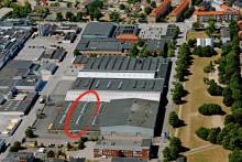 Klättercenter stärker kultur- och idrottskvarter i Sofielund
