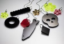 Lakritsfestivalen firar fem år med smycken