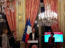 Stiftelsen Yves Rocher får utmärkelse för sin miljöpolitik